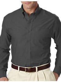 Cutter & Buck Epic Easy-Care Oxford Sport Shirt