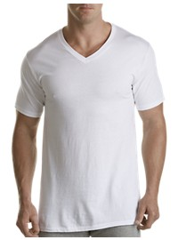 Jockey Classic V-Neck T-Shirts – 2-pk