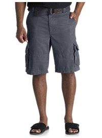 Society of One Distressed Cargo Shorts