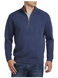Tommy Bahama Flip Side Reversible Half-Zip Pullover
