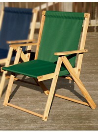 Blue Ridge XL Folding Deck Chair