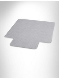 Large Carpet Chairmat with Lip