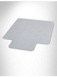 X-Large Carpet Chairmat with Lip