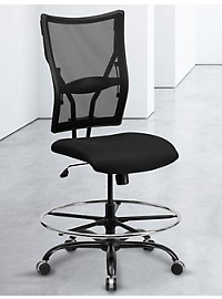 Hercules Mesh Executive Drafting Chair