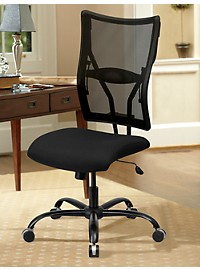 Hercules Mesh Executive Office Chair