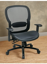 Office Star® SPACE Mesh Executive Office Chair
