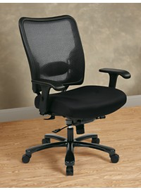 Office Star SPACE Mesh Big & Tall Ergonomic Chair