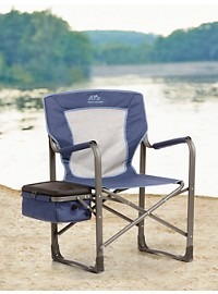ALPS Coastline Chair with Cooler/Side Table
