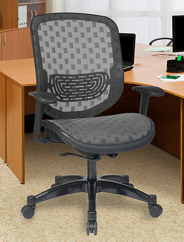Big & Tall Office Star DuraFlex Mesh Office Chair