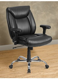 Hercules LeatherSoft Task Chair