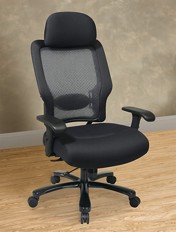 Big & Tall Office Star Big and Tall Professional AirGrid Chair