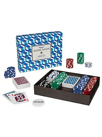 Wild & Wolf Ridley's Games Room Texas Hold 'Em Poker Set